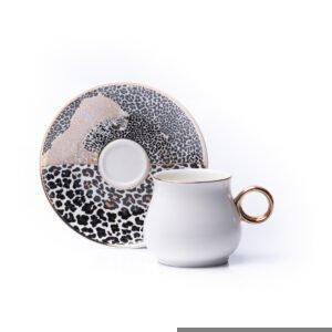 Sahara Espresso Cup & Saucer